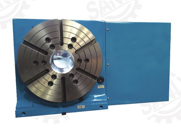 SKT13(250-630)EL系列立卧两用(大通孔)数控回转工作台